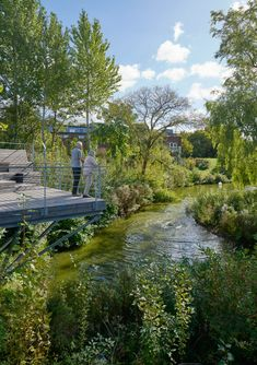 LTH (Lund Institute of Technology), Sweden: Campus park by Thorbjörn Andersson @ Sweco architects « Landscape Architecture Works | Landezine
