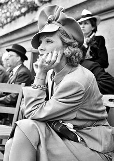 """Marlene Dietrich (1939) """"To be completely woman you need a master and in him, a compass for your life. You need a man you can look up to and respect. If you dethrone him, it is no wonder that you are discontented, and discontented women are not loved for long."""""""