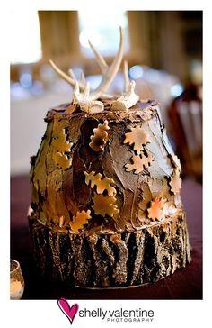 Deer Cake - hubby's birthday?
