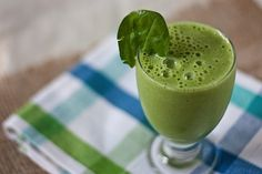 7 Green Monster Smoothie recipes