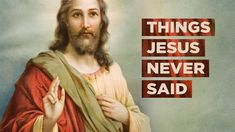 I'm reading the @YouVersion plan 'Things Jesus Never Said'. Check it out here: