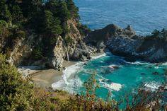 Road trip sur la 1 highway en Californie ! Conseils & infos pratique Road Trip Usa, Santa Monica, Sequoia, San Francisco, Malibu, Thing 1, Parcs, Blog Voyage, Coin