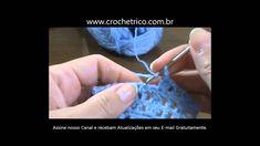 Crochê - Guia de Pontos - Aula 39 - Ponto Losango