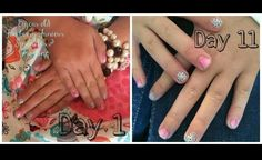 Jamberry Juniors!!! On a 4 year old... Nontoxic, vegan! www.candaces.jamberrynails.net