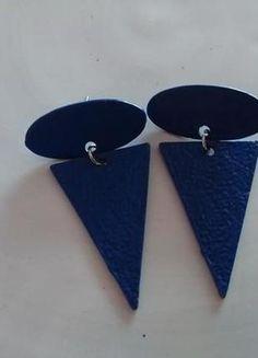 Kupuj mé předměty na #vinted http://www.vinted.cz/doplnky/nausnice/12963301-dark-blue-nausnice