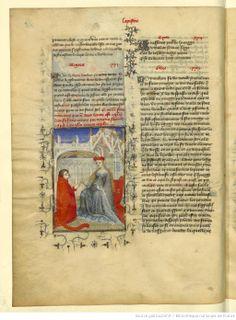 L'Epistre Othea à Hector, fol Fable, Bnf, Vintage World Maps, Pygmalion, Venus, Books, Pictogram, Libros, Book