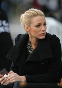 Love the jacket Blake Lively in Gossip Girl
