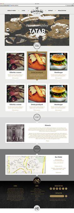 Bar Polski website