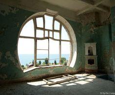 Abandoned Russian Riviera: Resort Paradise to Ruins