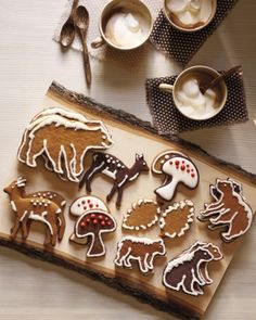 "See the ""Gingerbread Trio"" in our Traditional Christmas Cookie Recipes gallery"