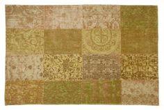 Un tapis avec motif plus ancien