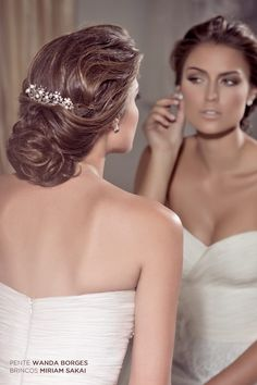 Editorial { Bridal Beauty }