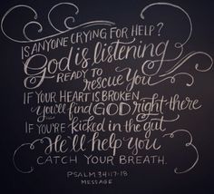 psalm 34:17-18