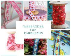 Farbenmix Design, Fabrics, Sewing Patterns, Creative, Design Comics