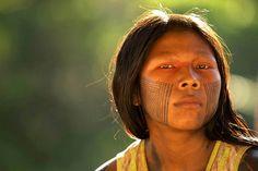 Kayapo Woman