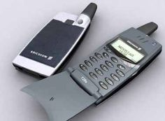 Ericsson T28 - My first mobile phone.