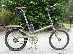 Raleigh Twenty Folding bicycle