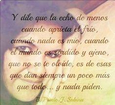 〽️ Sabina...