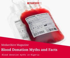 Nigerians can be very superstitious in the way they perceive certain phenomena especially when it deals with human life and death. It is a country where over Rarest Blood Type, All Blood Types, Health And Wellness, Health Care, Exams Tips, Private Hospitals, Blood Donation, Common Myths, What Is It Called