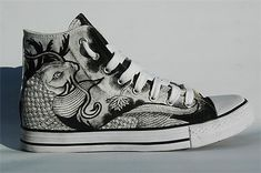 converse design custom 52 Best 80 design de Converse customisés