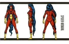 Spider-Woman (Mujer Araña)