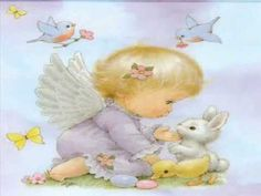 Ruth Morehead ilustraciones