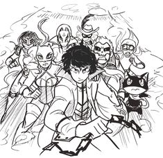 Welcome to the pit, where I try to shit post and draw my way up in the world. Currently Persona and. Persona 5, Persona Crossover, Get Off My Lawn, Pokemon, Shin Megami Tensei, All Anime, Akira, Animal Crossing, Game Art