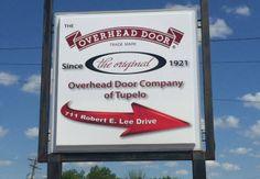 Overhead Door Company of Tupelo™ is an authorized distributor of Overhead Door™ products. Tupelo Mississippi, Doors, Puertas, Doorway, Gate