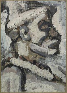 Georges Rouault, Profil, 1937 - 1942 Centre Pompidou Virtuel - Profil