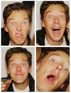 This goofball can brighten anyone's day! ♥
