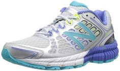 New Balance Womens 1260v4 1260 Blue Athletic Running Cross Training Shoes 9 D…
