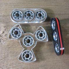 Вертушка (спиннер/Finger spinner fidget toy) - пальчиковая игрушка для детей и взрослых.