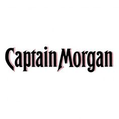 captain morgan font