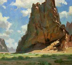 Ancient Rock, by Kenn Backhaus, 18x20