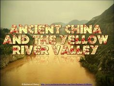 Beautiful PowerPoint on Ancient Shang China and the Huang He or Yellow River Valley. Includes notes, a video, map, and amazing images on each slide!