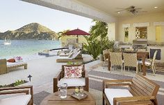 Beachfront Villa at Hacienda Beach Club & Residences Vacation Rental in Cabo San Lucas from @homeaway! #vacation #rental #travel #homeaway