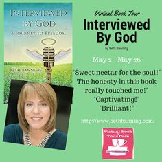 Black Coffee, Brown Cow!: Guest Blog & Book Tour: Interviewed By God by Beth...