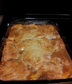 My Grandmother's Fresh Peach Cobbler | all news food recipes