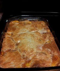 My Grandmother's Fresh Peach Cobbler | all news food recipes