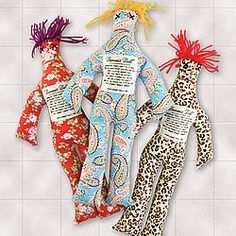 Don't whack a mole, whack a Dammit Doll!