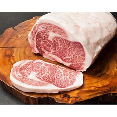 Boneless Ribeye RoastImported from the Kagoshima prefecture in JapanShips FrozenCertificate of authenticity includedShips UPS Next Day Air (Included) Wagyu Ribeye, Ribeye Roast, Wagyu Beef, Usda Prime, Bacon On The Grill, Food Now, Chicken Fajitas, Low Carb Recipes, Frozen