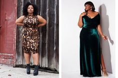This Badass Designer Only Shows Clothes on Plus-Size Models of Color  - MarieClaire.com