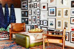 WALL ART! Would You Try This Celebrity's Decorating Trick?  #Refinery29