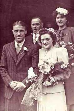 Bill Shankly on his wedding day Liverpool Football Club, Liverpool Fc, Bill Shankly, Liverpool History, You'll Never Walk Alone, Walking Alone, Beautiful Bride, The Beatles, True Love