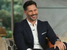 "Joe Manganiello Adds Muscle Power to ""Sabotage"" - videos talk about rap music, Arnold impression, La Bare, & Magic Mike 2"