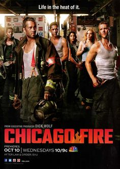 Chicago Fire - OBSESSED with this show! <3