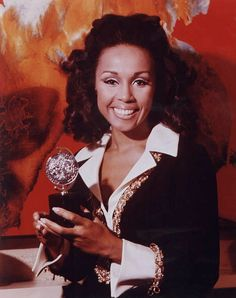 Diahann Carroll at the 1969 Tony Awards