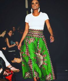 Inspired by the beauty of Africa and its cross cultural society, Dashiki/Angelina African prints come alive in this full gathered maxi skirt. Designed & hand-crafted in Cape Town, South Africa, the dashiki skirt is handmade from the finest African print fabrics. Each skirt is perfect dressed up or down, and with just a few changes to your accessories, will take you instantly from a day out shopping, or the beach to a night out on the town.  *****Emerald Green African Dashiki Maxi Ski...