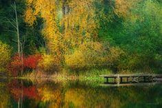 Lake Boren by Winston Rockwell