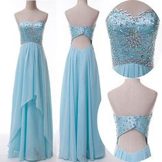 Strapless Long Prom Dress Formal Evening Sweet Sixteen Party Dresses Ball Gowns